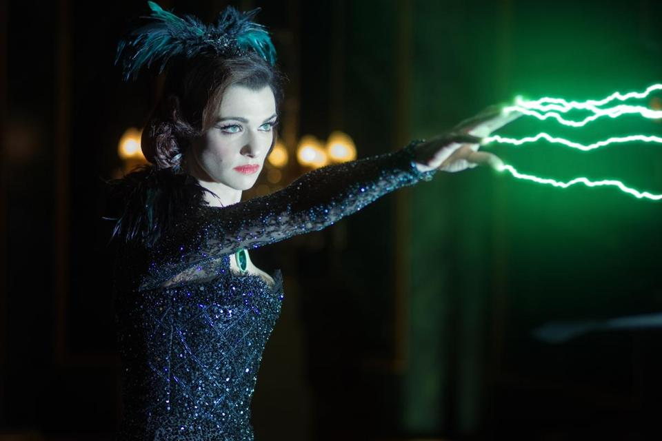 "Rachel Weisz in ""Oz the Great and Powerful."""