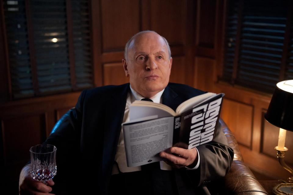 Anthony Hopkins stars as Master of Suspense Alfred Hitchcock.