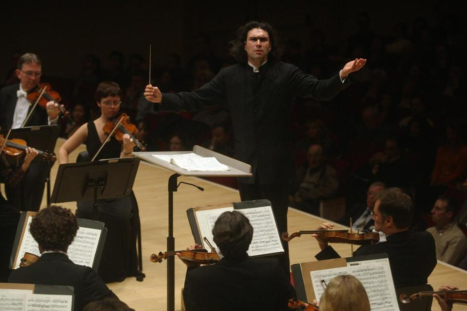 "Vladimir Jurowski, a rumored candidate for the BSO music director, said ""not prepared to comment upon such a suggestion."""