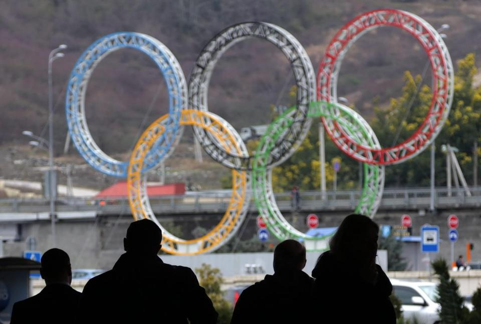 The Olympic rings will be headed to Sochi, Russia, next year. Could a trip to Boston be in the offing?