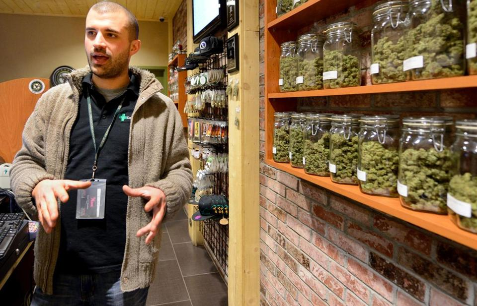 Kayvan Khalatbari, who runs a dispensary, has branched out into medical marijuana business consulting.
