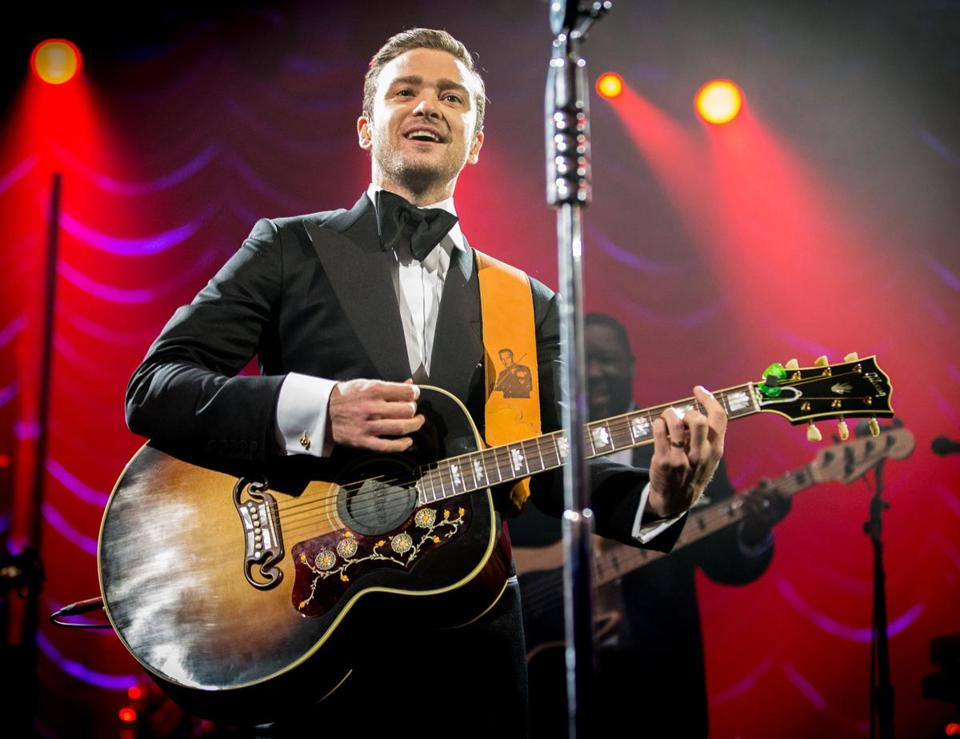"Justin Timberlake has an undeniable maturity on ""The 20/20 Experience.''"