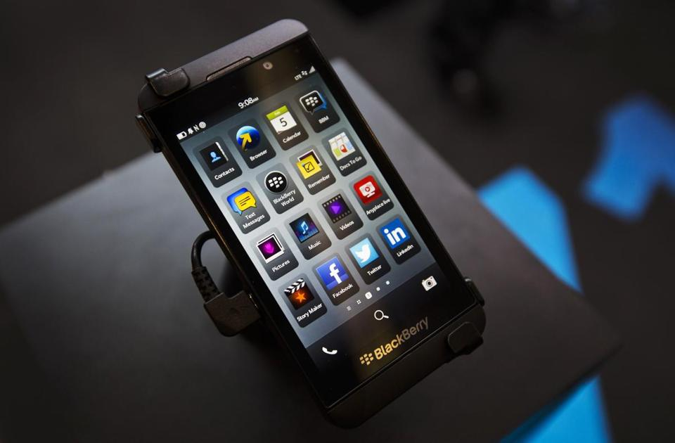 The Blackberry Z10 will be available to AT&T's US customers for $199.99 with a two-year contract.
