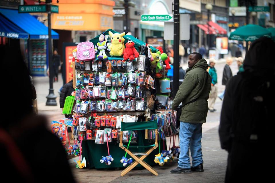 Downtown Crossing street vendors have filed a lawsuit to fight a decision to end the current pushcart program.