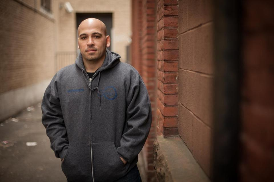 Jose Bou of Springfield was once a prisoner in solitary confinement, then sent to a minimum-security prison.