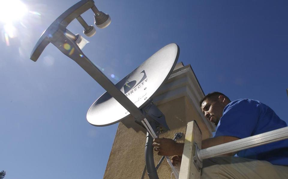 DirecTV's sales rose 7.6 percent to $7.58 billion in the last quarter.