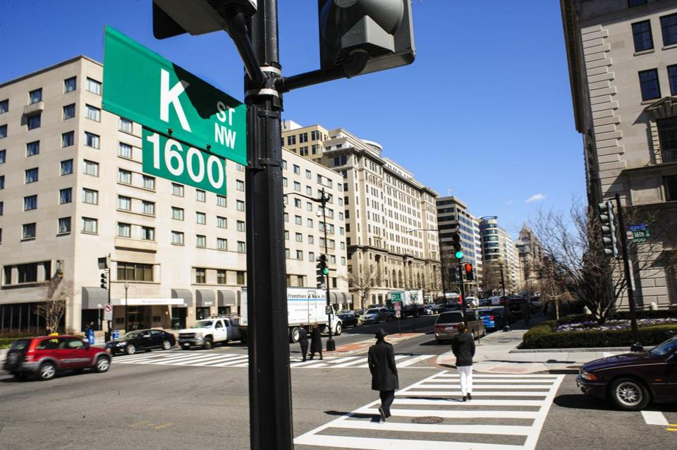 Tax breaks won by the Washington lobbying industry, centered on the K Street corridor, show how cheap it is, relatively speaking, to buy political influence.