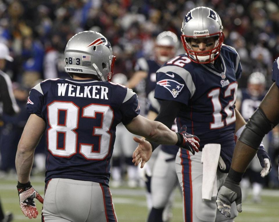 With Welker jerseys now filling the clearance racks, perhaps the safest jersey is one with your own name on it.