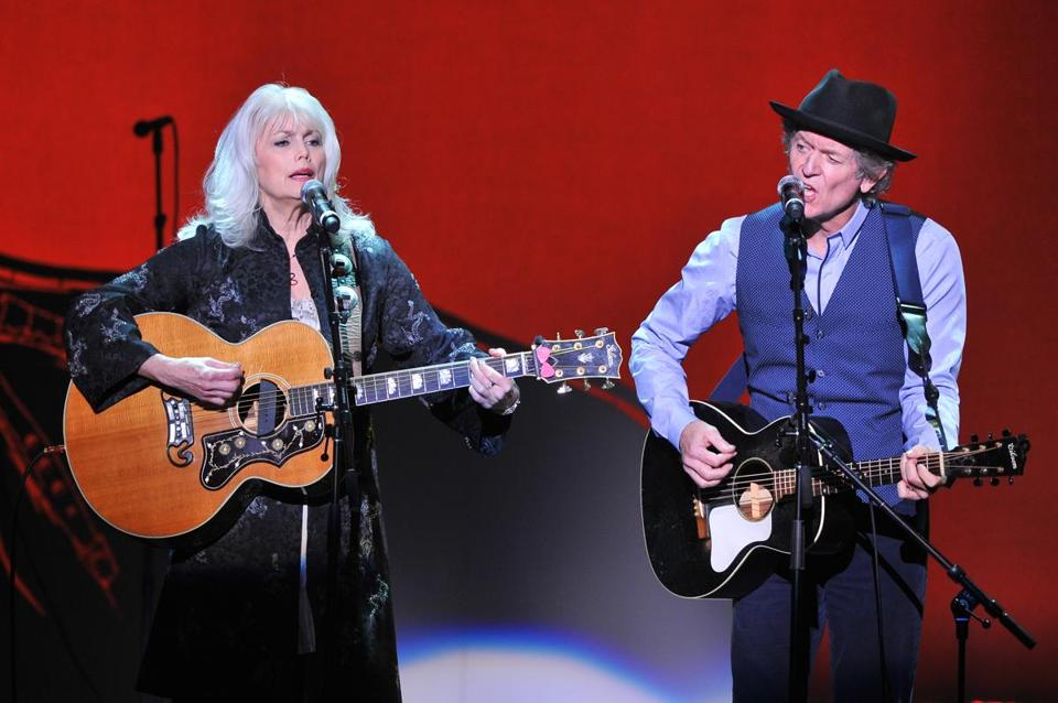 Rodney Crowell and Emmylou Harris/Richard Thompson