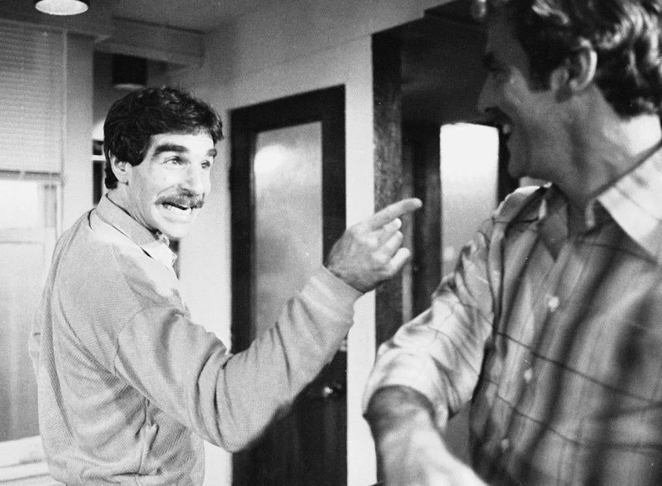 "After ""Deep Throat'' and other porn movies, Harry Reems made his off-Broadway debut in ""The Office Murders.''"