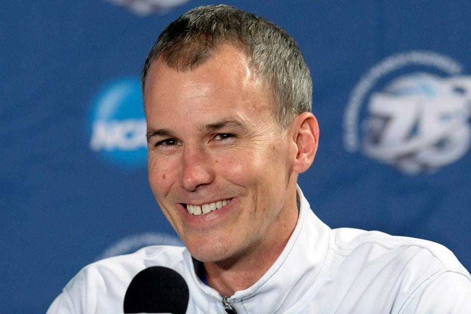 Florida Gulf Coast coach Andy Enfield