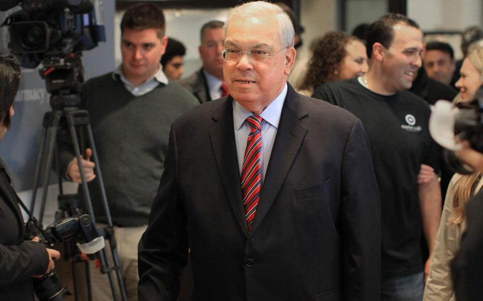 Friends of Mayor Thomas M. Menino say he's undecided.