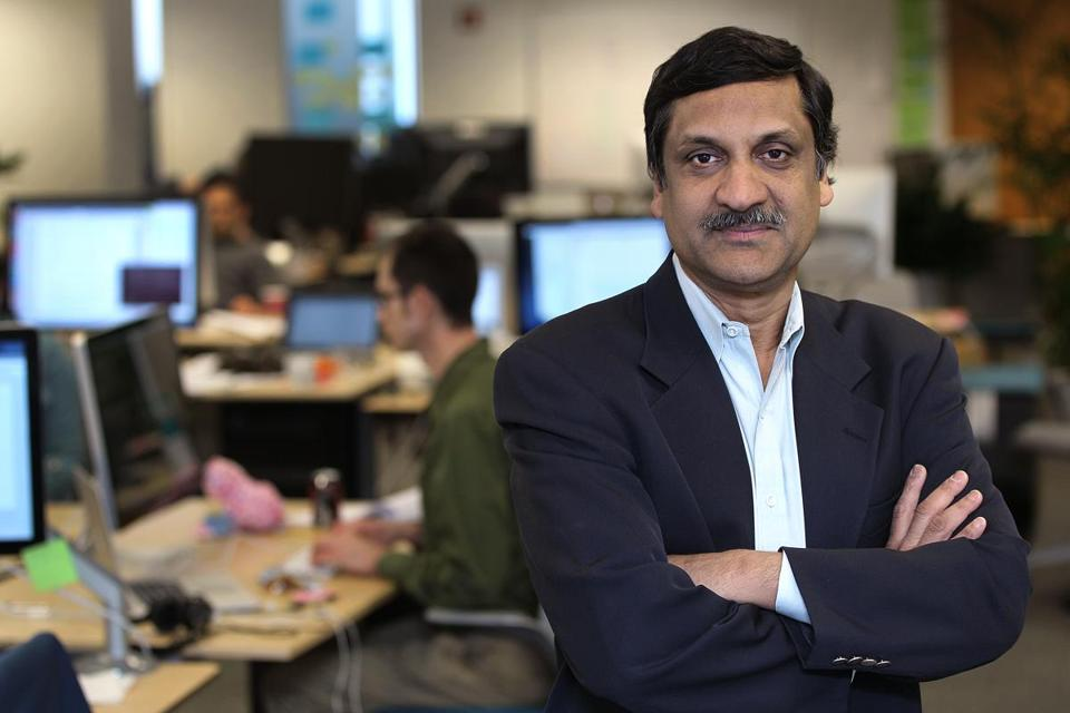 EdX's Anant Agarwal said his firm and Google have a similar education vision.