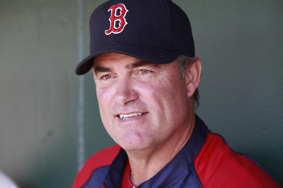"As teams, including the Red Sox, get down to major roster decisions this week, Boston manager John Farrell politely called it a ""collaboration."""