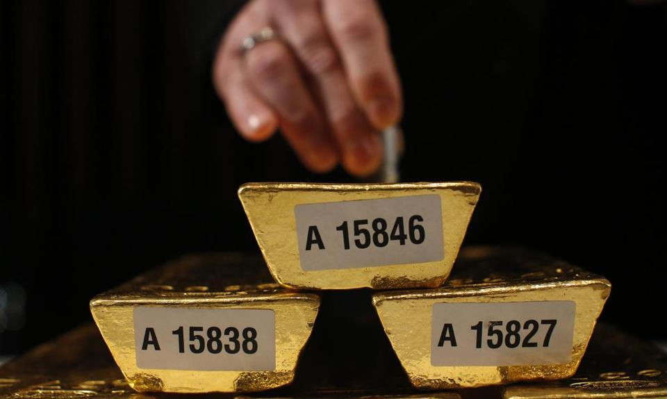 A common reason to hold gold is as insurance against bad events.