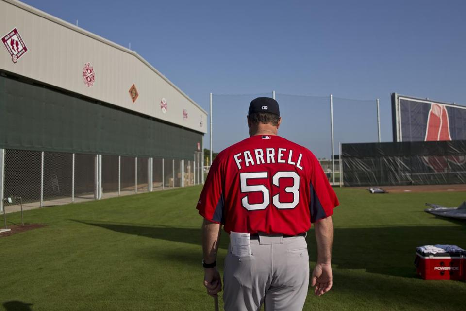 New manager John Farrell will need to rely on more than good chemistry is he is to find success with the Red Sox.