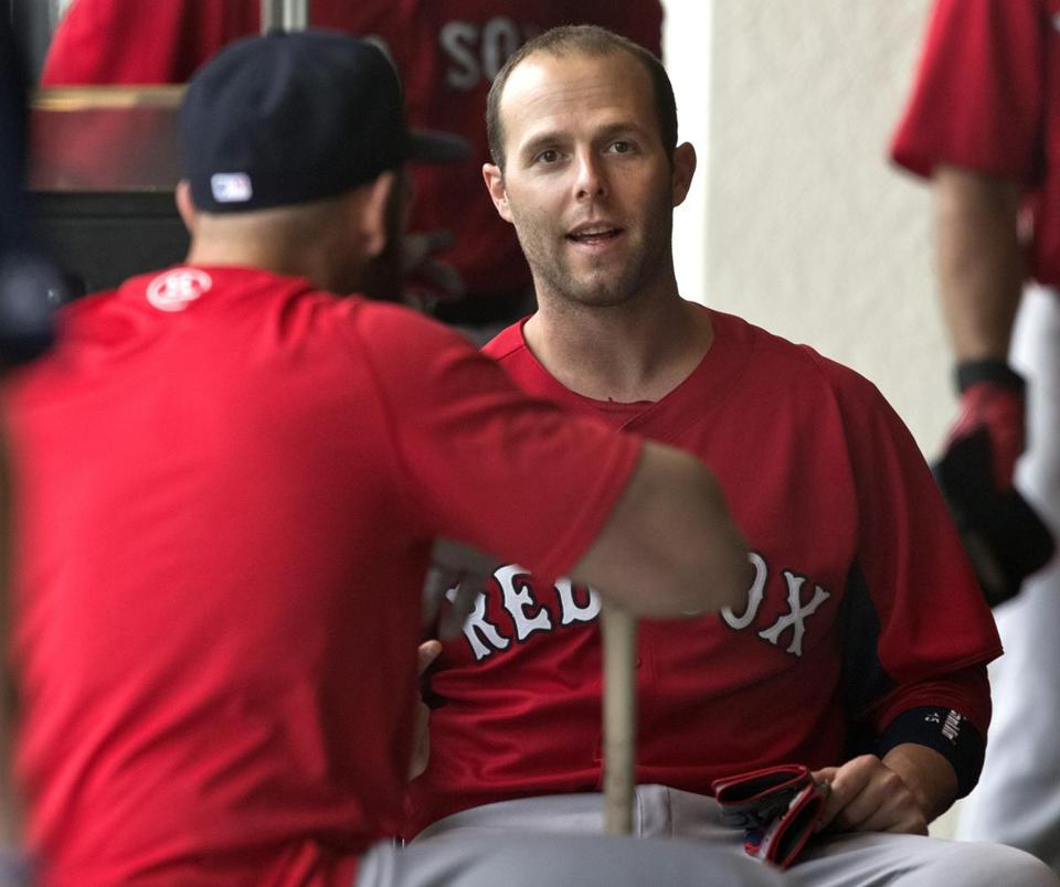 """Who am I not to play with a few fingers messed up?"" says Red Sox second baseman Dustin Pedroia. ""Now it's my job to make sure everybody knows that every play and every pitch matters."""