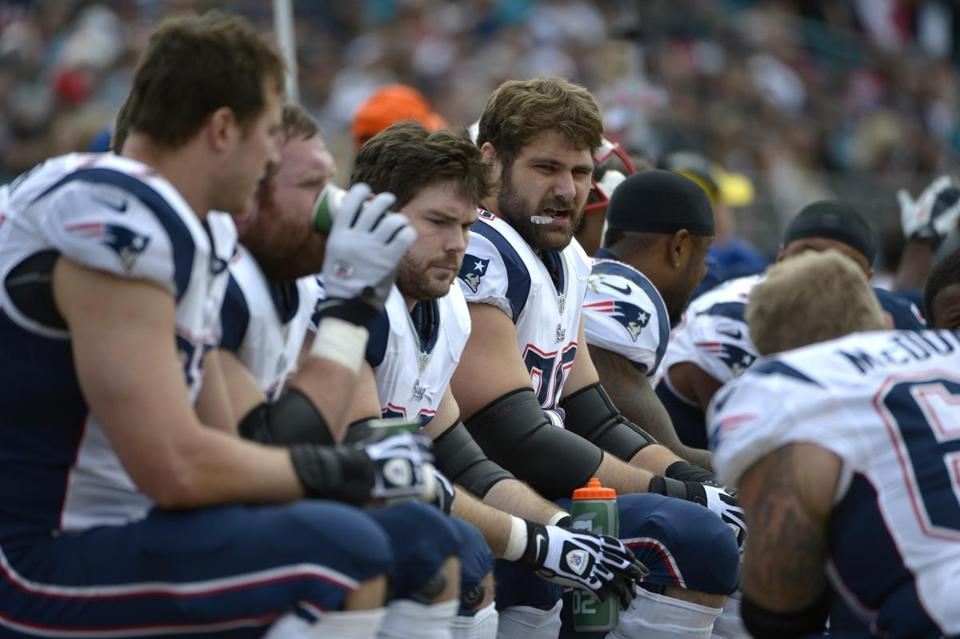 With Sebastian Vollmer in the fold, the Patriots keep their 2012 offensive line intact.
