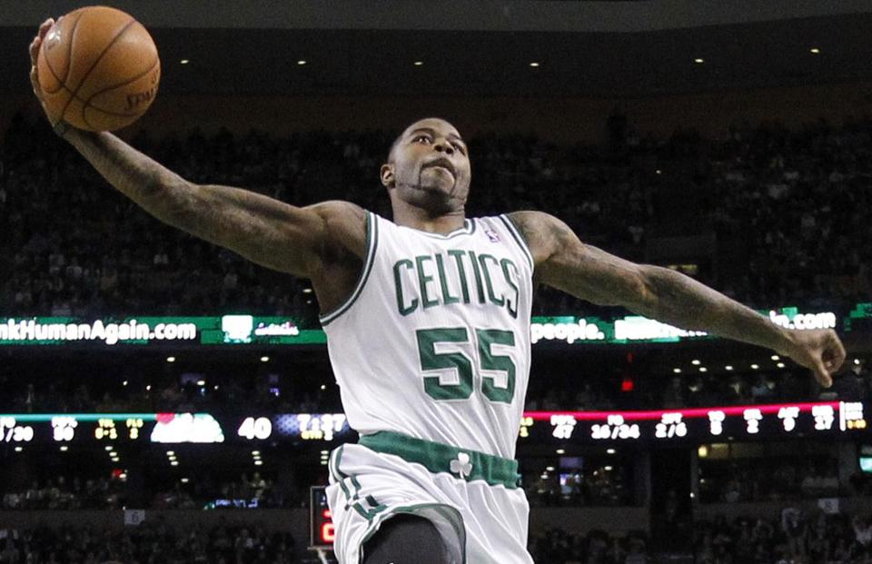 Terrence Williams had six points for the Celtics on Friday night.