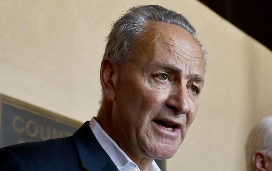 Senator Charles Schumer has been mediating the dispute over the program.