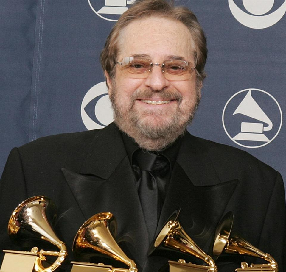 "In 2005, Phil Ramone won Grammys for ""Genius Loves Company"" by Ray Charles."