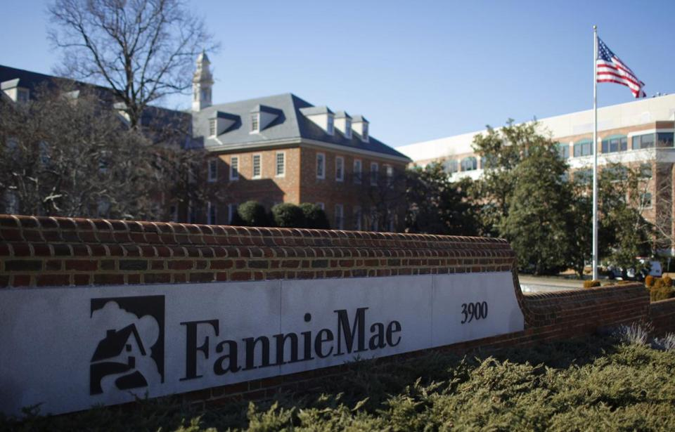 Mortgage finance giant Fannie Mae still has a long way to go to repay taxpayers. It received $116 billion in aid. So far, it has repaid $35.6 billion, helped by a housing market recovery.