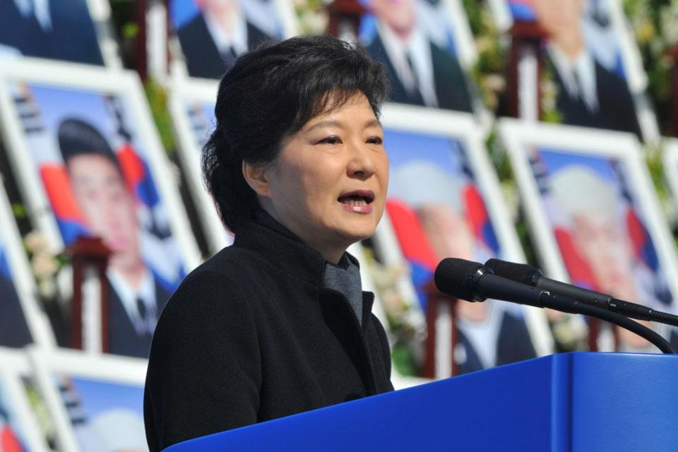 South Korea's president, Park Geun Hye, took a stronger position on the threats than her predecessor.