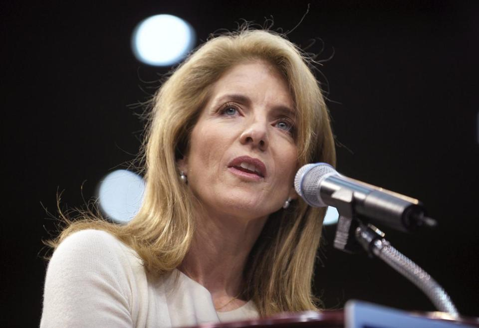 Caroline Kennedy has been a strong supporter of President Obama and helped him get reelected last November.
