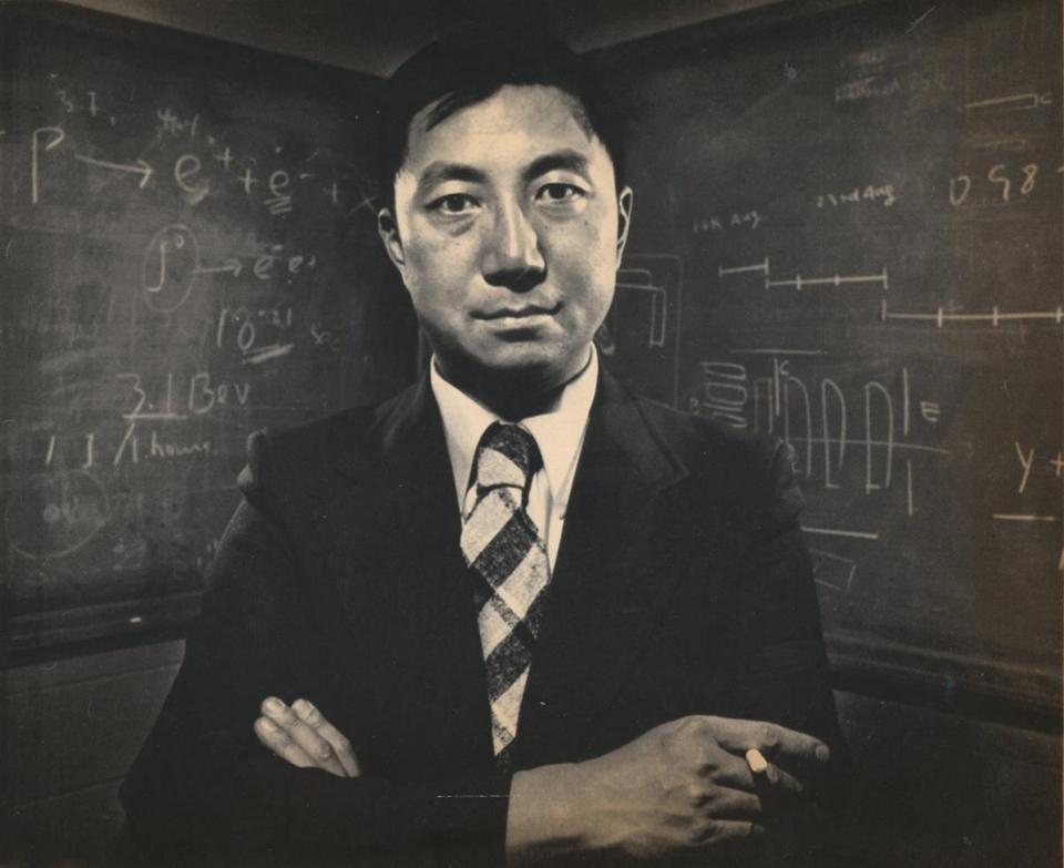 Samuel Ting of MIT shared the 1976 Nobel Prize for Physics.