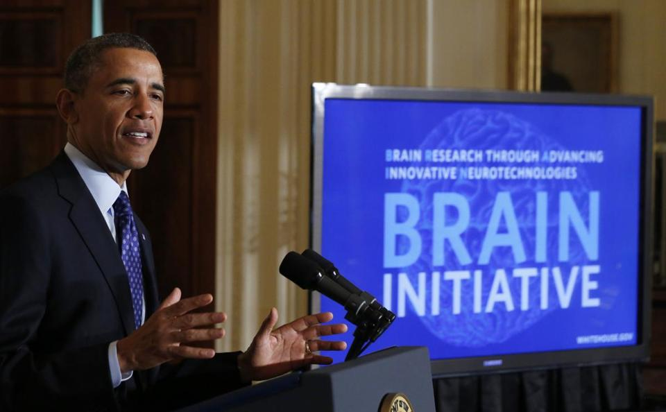 President Obama says his proposal could lead to better ways to treat Alzheimer's disease and other conditions.