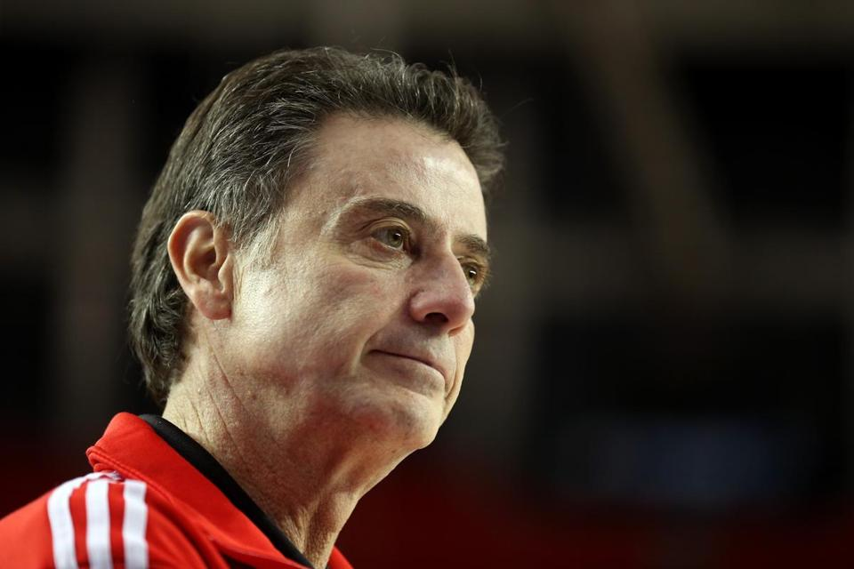 Rick Pitino has taken Kentucky, Louisville and Providence to the Final Four, but memories of his days coaching the Celtics still provoke bitterness.