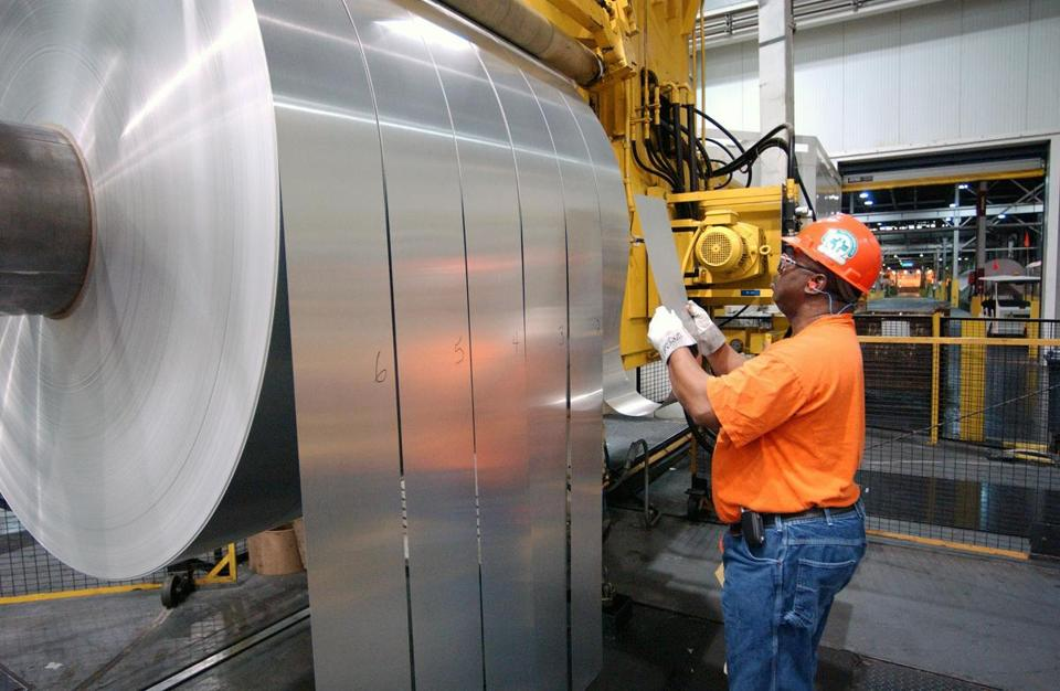 Alcoa sees 2013 demand for the metal growing 7 percent.