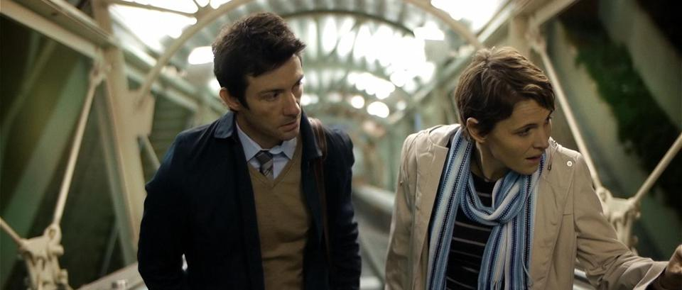 "Shane Carruth and Amy Seimetz in ""Upstream Color,"" which Carruth also directed."