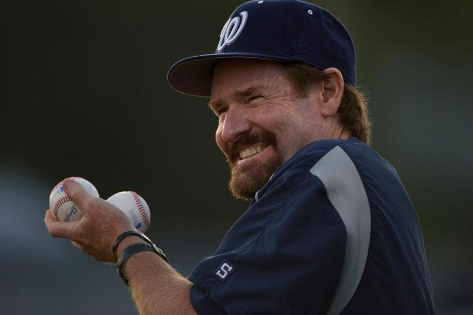 Hall of Famer Wade Boggs, an assistant coach at Wharton High in Tampa, thinks there is a spot at Fenway Park for his No. 26.