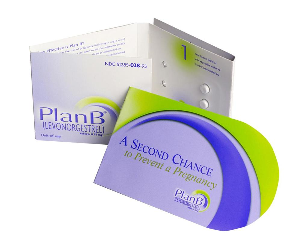 "Plan B is also known as the ""morning-after pill."""