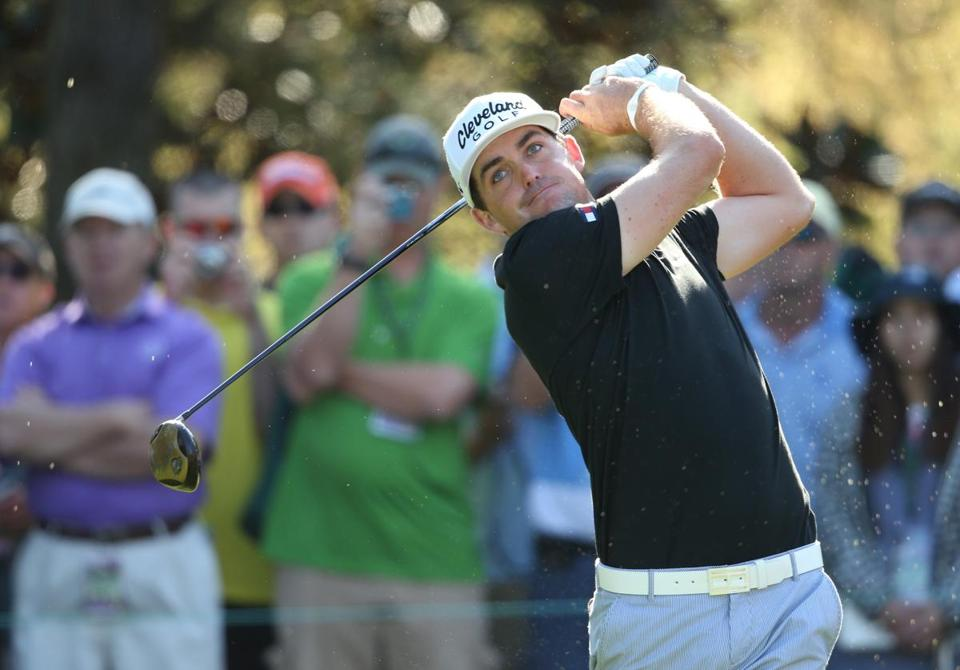 Keegan Bradley is in search of his first Masters title this week.