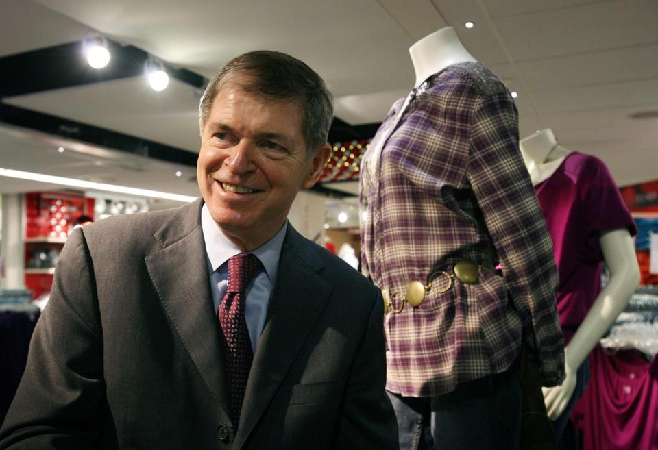Myron Ullman was named interim CEO of J.C. Penney.