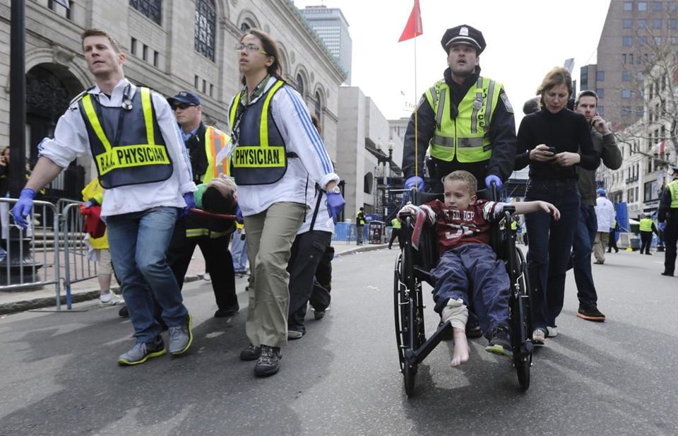 El terror tres muertos por un atentado en una maraton de boston html