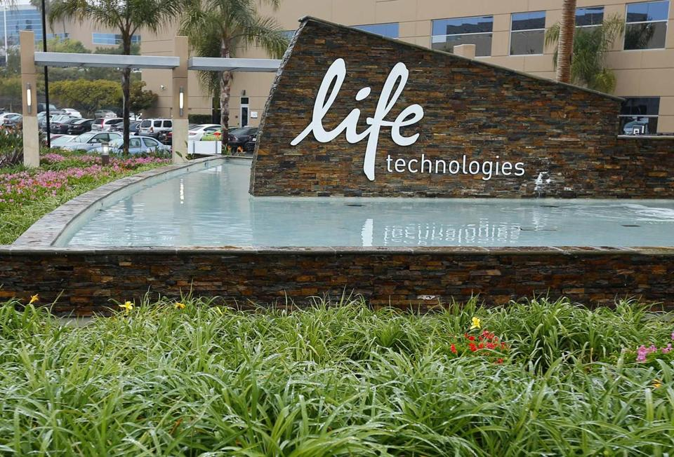 Life Technologies makes DNA-sequencing tests.