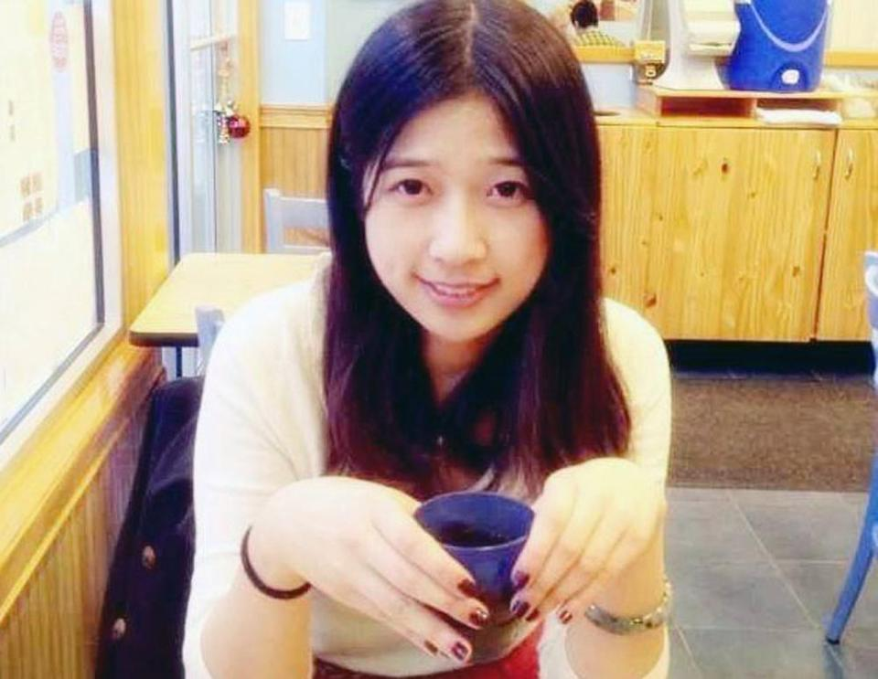 Lingzi Lu was studying mathematics and statistics at BU.