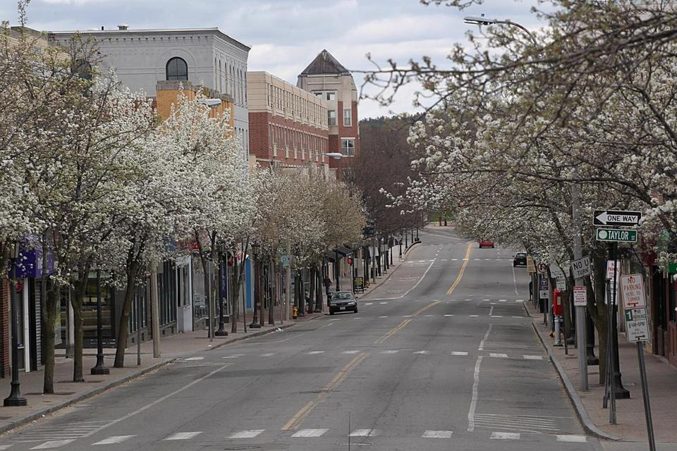 The Moody Street developments are in addition to an effort to beautify the downtown.
