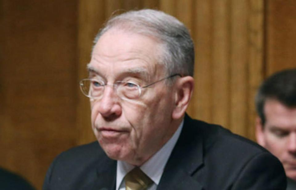 """Given the events of this week, it's important for us to understand the gaps and loopholes in our immigration system,'' Senator Charles Grassley said in his opening statement."