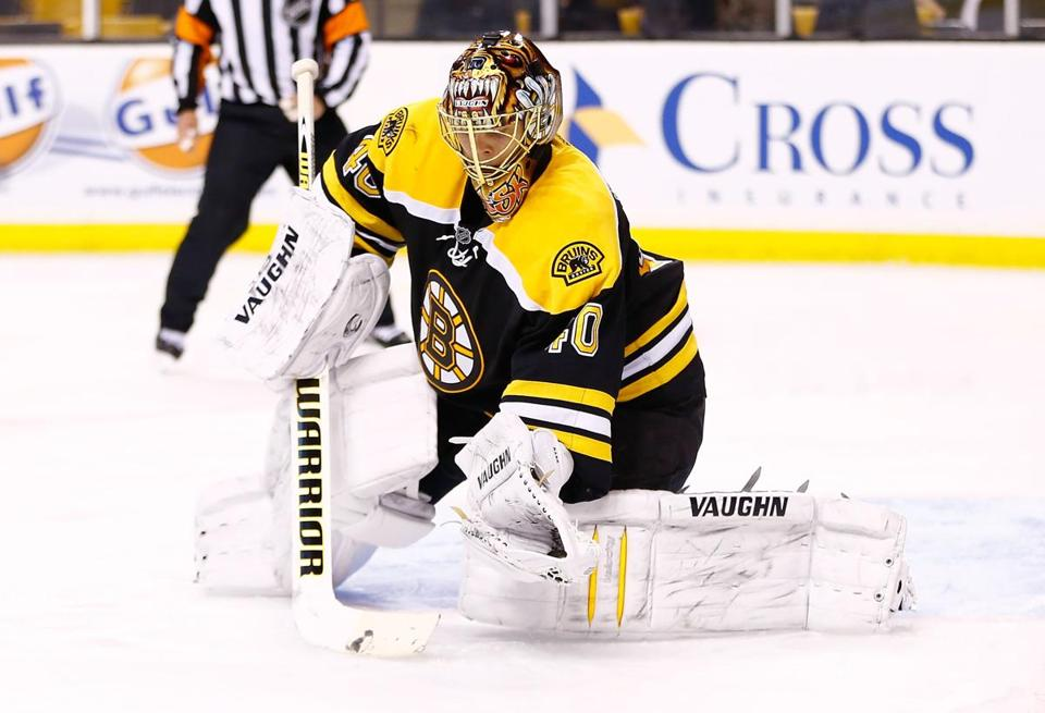 Tuukka Rask has been one of the NHL's best goaltenders this year.