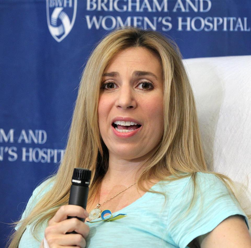 Heather Abbott said having the surgery was the best way to get back to her life.