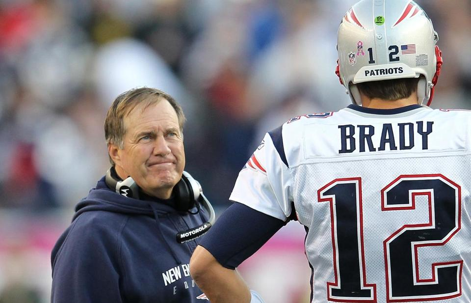 Bill Belichick and Tom Brady expect a lot from young players the Patriots bring in.
