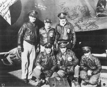 Original PN9E team would be joined by three others on the fateful flight.
