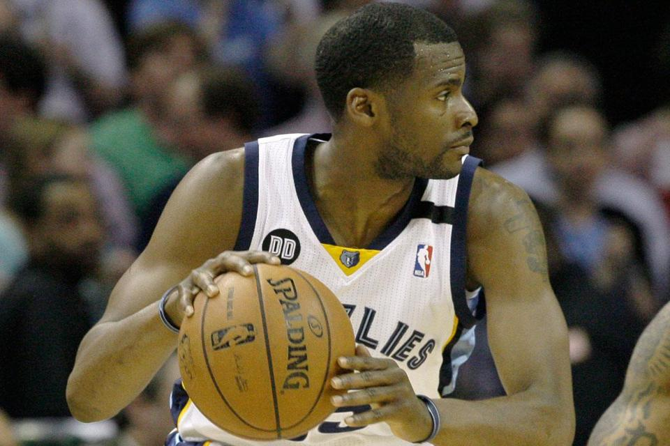 Keyon Dooling is back in the NBA, and the playoffs, as a member of the Grizzlies.