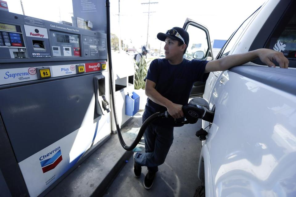 Self-serve gas stations are allowed in the vast majority of communities in Massachusetts.