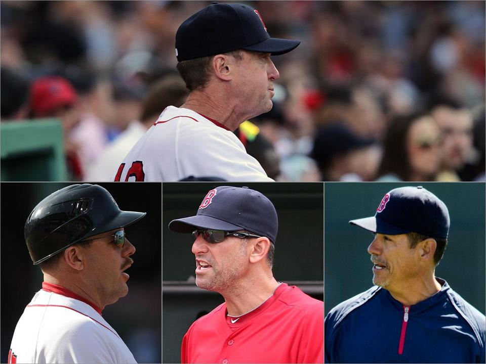 For Red Sox, coaches have been part of the winning equation