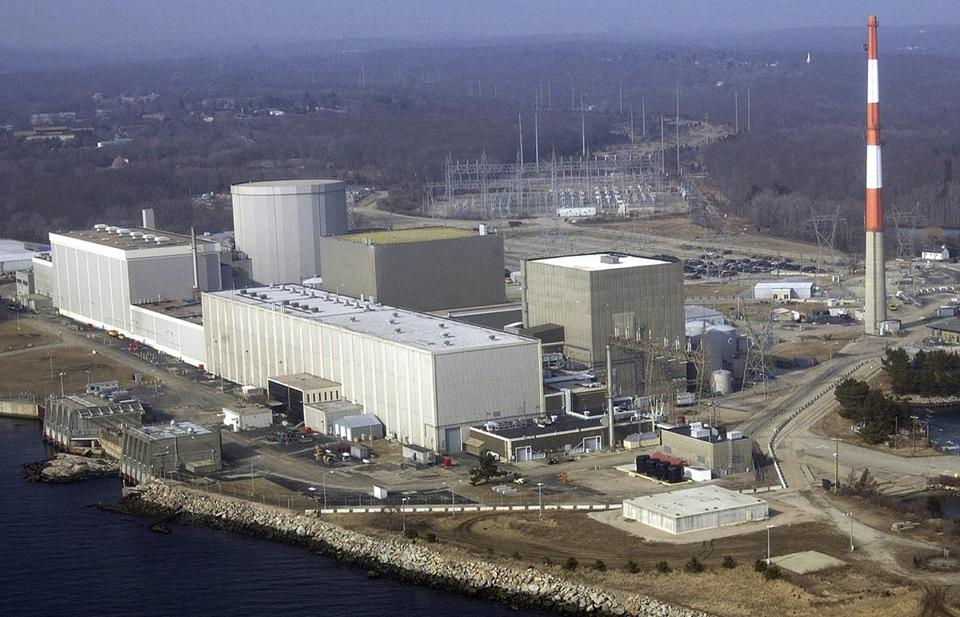 The key problem facing nuclear plant operators, including Millstone in Connecticut, is the inability in Washington to decide what to do with radioactive waste.